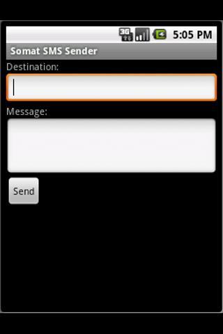 SOMAT SMS Sender