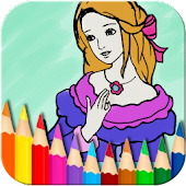 Free Download Princess Coloring Book APK for Samsung