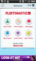 Screenshot of Flirtomatic - Chat Flirt Date