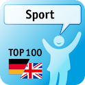 100 Sport Keywords icon