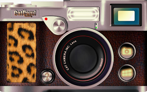 貓凸輪(貓面對相機)
