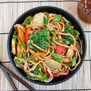 Peanut Stir Fry Recipes