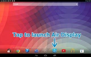 Screenshot of Air Display (ON SALE!)