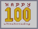 Thumbnail of the map 'Happy Hundred!'