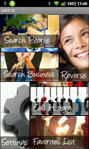 callR ID - Identify callers