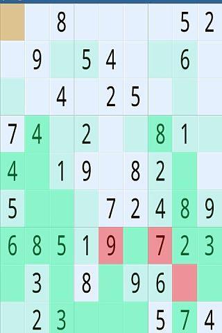 Sudoku Spain