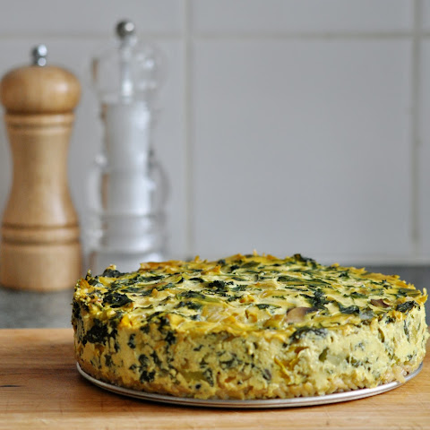 The Incredible Vegan Frittata!
