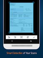 Screenshot of Smart Doc Scanner: Scan to PDF