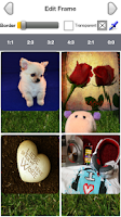 Screenshot of Camera 360 Grid