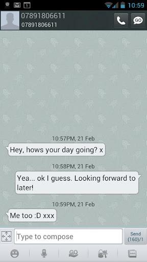 Heisenberg's GO SMS Theme