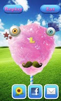 Screenshot of Cotton Candy - Cooking game