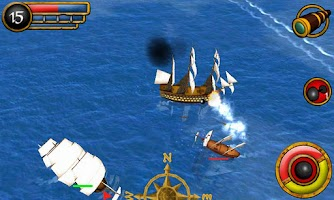 Screenshot of Age Of Wind 2 Free