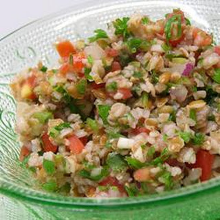 Tabouli Salad Without Mint Recipes