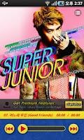 Screenshot of Super Junior <Mr. Simple> Lite