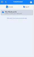 Screenshot of GMAT Flashcards