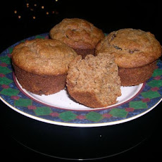 Easy Raisin Bran Muffins