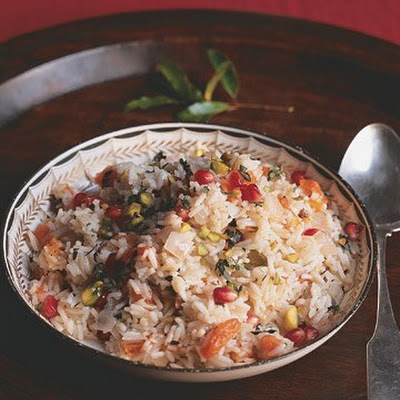 Pomegranate Pilaf