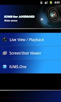 Screenshot of iUMS.One(v3.2.0.3)