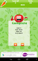 Screenshot of Best Memory Games - Vege
