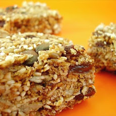 Seedy Muesli Bar Slice