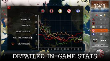 Screenshot of 1941: World War Strategy