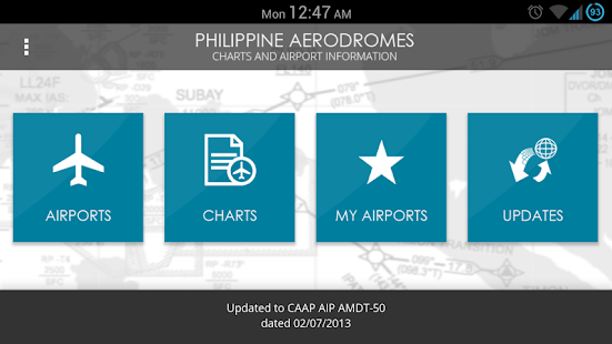 Philippine Aerodromes - screenshot