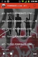 Screenshot of Hip Hop & Rap Music Radio