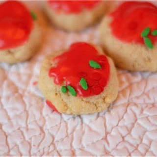 Christmas Pinata Cookies