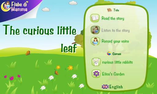 The curious little leaf