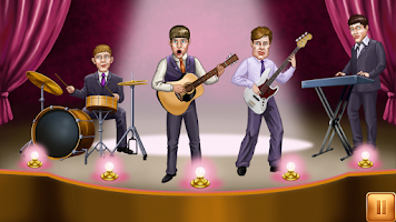 Screenshot of The Rock Band