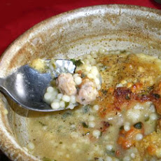 Bridget's Italian Wedding Soup