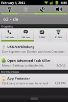 Screenshot of DroidStats Premium (Key)