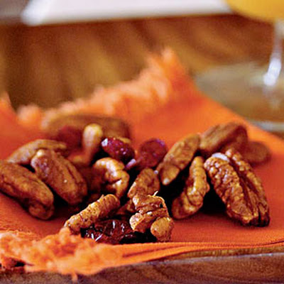 Orange Chipotle-Spiced Pecan Mix