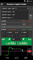 Screenshot of Romanov Capital cTrader