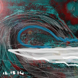 by Thomas Provo - Digital Art Abstract