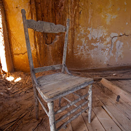 Vulture Chair by Richard Duerksen - Artistic Objects Furniture ( vulture mine, chair, az, wickenburg, boarding house )
