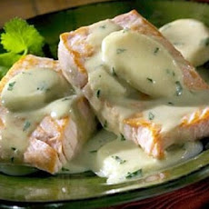 Thai Green Curry Salmon