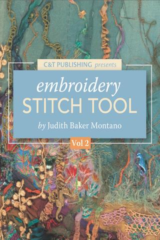 Embroidery Stitch Tool Vol. 2