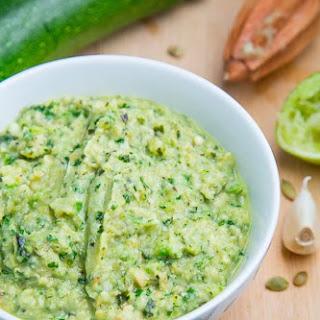 Zucchini Cilantro Salsa Recipes
