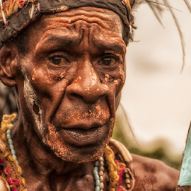 old man ini senggo by Wahyudi Syahrir - People Portraits of Men
