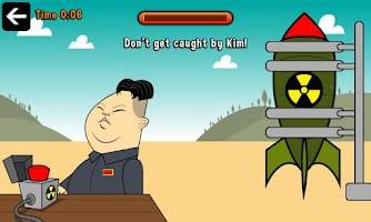 Screenshot of Stop Kim!