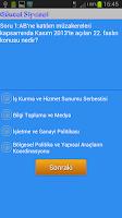 Screenshot of Sorularla KPSS Güncel Bilgiler