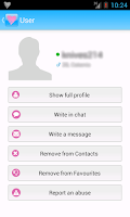 Screenshot of Lovepedia ♥ Chat and Datings