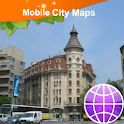 Bucuresti Street Map icon