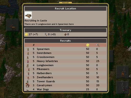 Conquest of Elysium 3 - screenshot