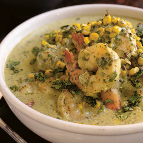 Shrimp and Sweet Corn Curry