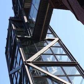 Aquarius by Ute Toschka - Buildings & Architecture Public & Historical ( aquarius, water tower )
