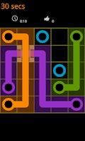 Screenshot of Circle Pie Cross - Flow Game
