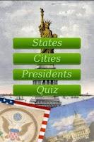 Screenshot of US Factbook & Quiz