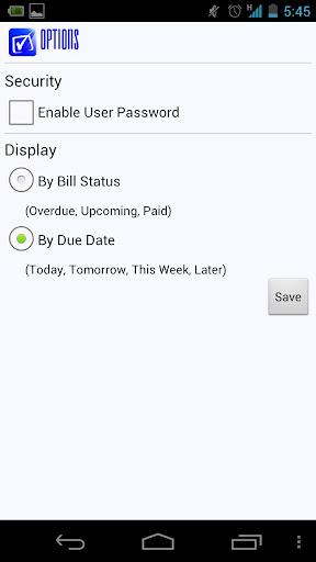 【免費財經App】Bill Tracker and Reminder-APP點子